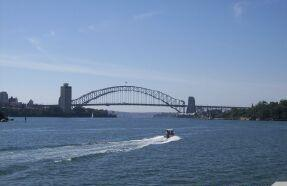 Harbour Bridge Sydney Australia